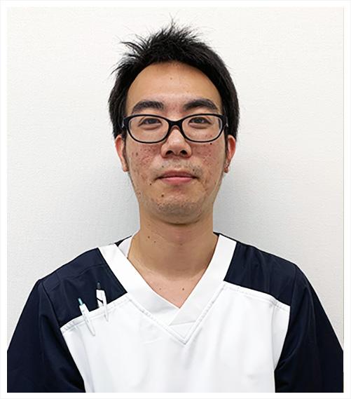 トレーナー兼看護師 稲垣 芳人