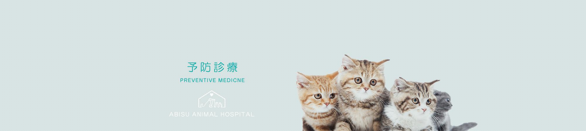 予防接種・健康診断